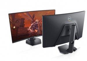 Dell Monitor S2721HGF  27 cali Curved VA Full HD (1920x1080)/16:9/2xHDMI/DP/3Y PPG