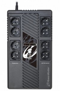 PowerWalker UPS Line-In 600VA 8xSchuko VI 600 MS