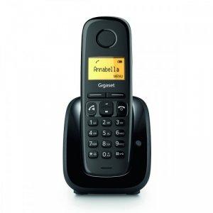 Siemens Gigaset Telefon A280 Czarny