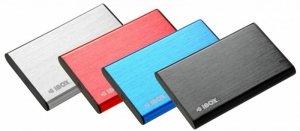 iBOX Obudowa IBOX HD-05 2.5 USB 3.1 Szara
