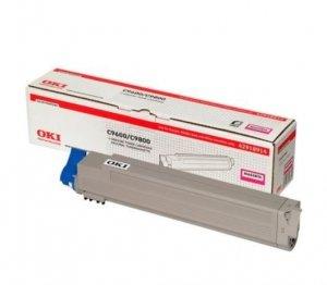 OKI Toner C9600/9800    Magenta