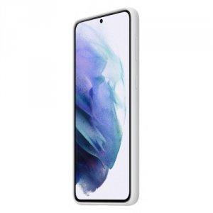 Samsung Etui Silicone Cover Light Gray do S21+