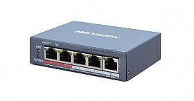 Hikvision Switch smart manager 4P DS-3E1105P-EI