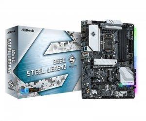 ASRock Płyta główna B560 Steel Legend s1200 4DDR4 HDMI/DP M.2 ATX