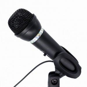 Gembird Mikrofon biurkowy z wyłącznikiem
