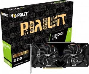 Palit Karta graficzna GTX 1660SUPER GamingPro OC 6GB GDDR6 192bit HDMI/DP