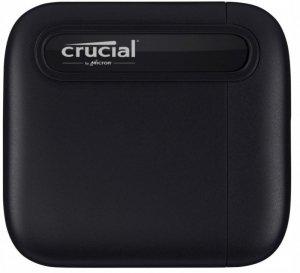 Crucial Dysk przenośny SSD X6 2000GB USB-C 3.1 Gen-2