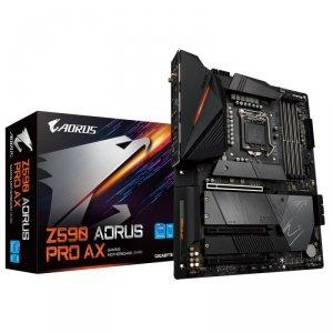 Gigabyte Płyta główna Z590 AORUS PRO AX s1200 4DDR4 DP M.2 ATX