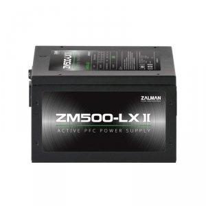 Zalman Zasilacz ZM500-LXII 500W Active PFC EU