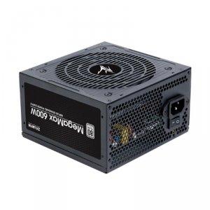 Zalman Zasilacz MegaMax 600W V2 80+ STD EU ZM600-TXII