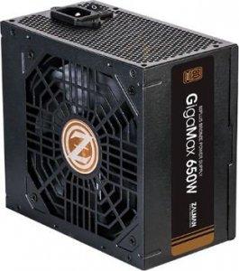 Zalman Zasilacz GigaMax 650W 80+ BRONZE EU ZM650-GVII