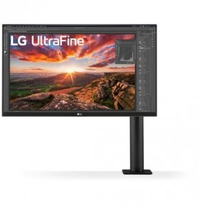 LG Electronics Monitor 27UN880-B 27 cali UHD 4K Ergo USB-C