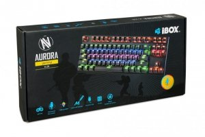 iBOX Klawiatura iBOX K2-R Gaming