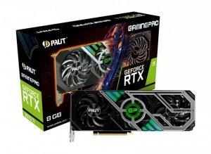 Palit Karta graficzna RTX 3070Ti GamingPro 8GB GDDR6X 256bit 3DP/HDMI LHR