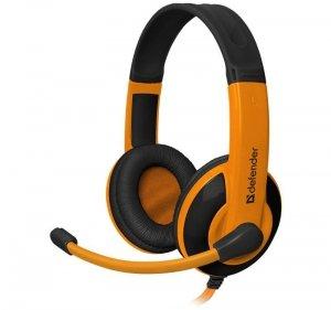 Defender Słuchawki przewodowe, nauszne WARHEAD G-120