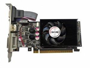 AFOX Karta graficzna - Geforce GT610 2GB DDR3 64Bit DVI HDMI VGA LP Fan L5