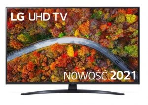 LG Electronics Telewizor LED 43 cale 43UP81003LA