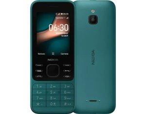 Nokia Telefon komórkowy 6300 4G Dual SIM cyan