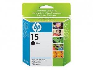 HP Inc. Tusz nr 15 Czarny XL C6615DE