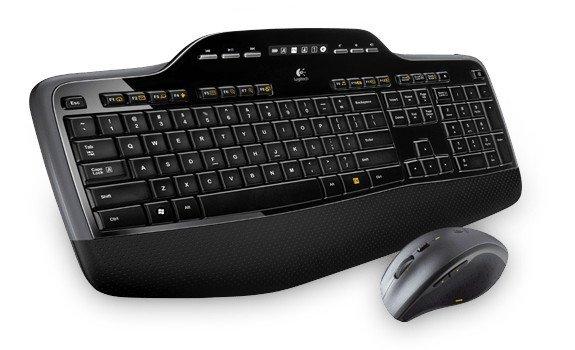Logitech MK710 Bezprzewodowy zestaw klawiatura i mysz 920-002440
