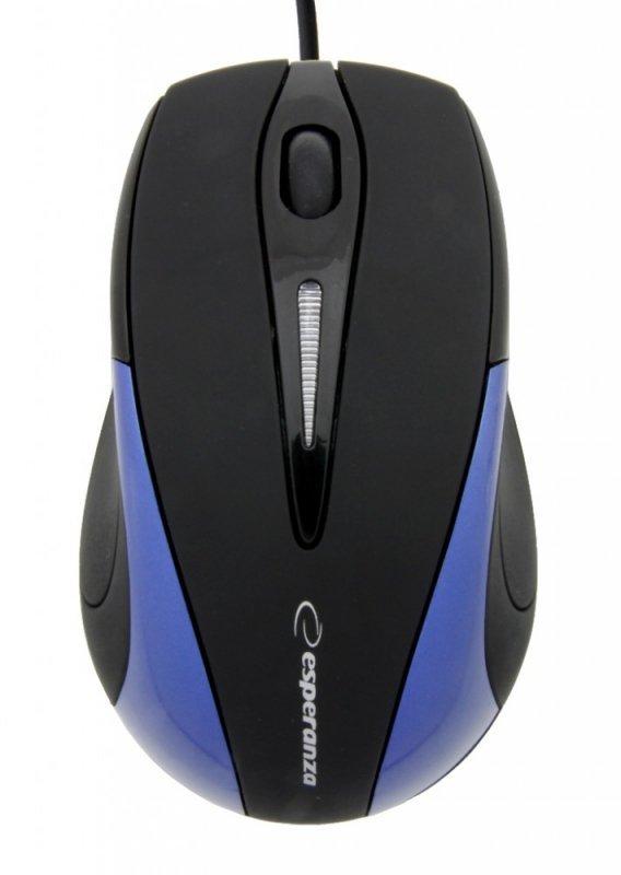 Esperanza SIRIUS Mysz Optyczna EM102B USB