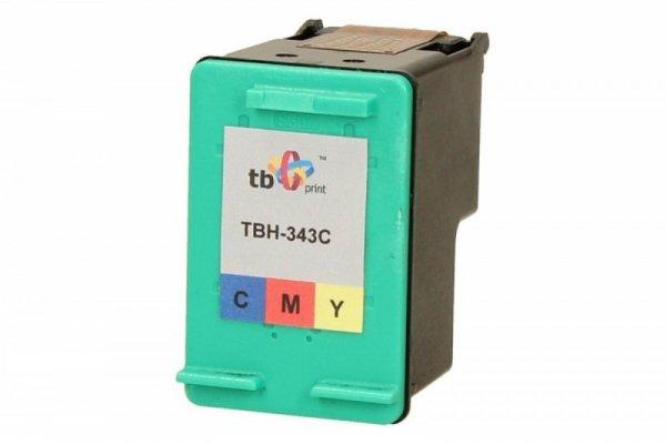 TB Print Tusz do HP Nr 343 - C8766EE TBH-343C Kolor ref.