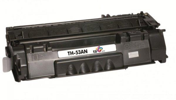 TB Print Toner do HP Q7553A TH-53AN BK 100% nowy