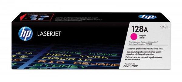 HP Inc. Toner CP1525/CM1415 128A Purpurowy (Magenta) 1.3k CE323A