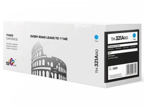 TB Print Toner do HP CP 1525 TH-321ARO CY ref.