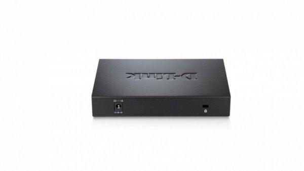D-Link DGS-108 switch L2 8x1GB Desktop