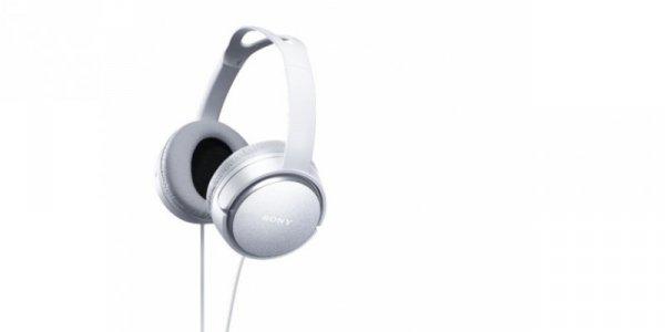 Sony Słuchawki MDR-XD150 białe
