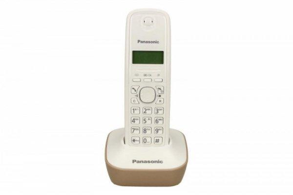 Panasonic KX-TG1611 dect white/beige