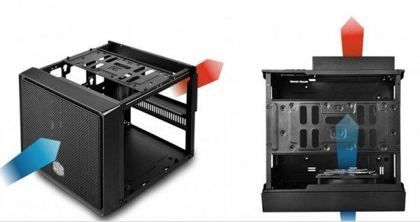 Cooler Master Obudowa ELITE 110 USB 3.0 (Mini ITX)