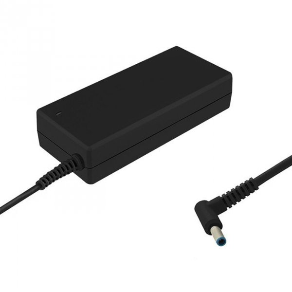 Qoltec Zasilacz do HP Compaq 90W | 19.5V | 4.62A | 4.5*3.0+pin