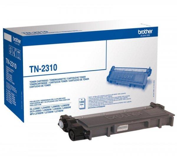 Brother TN-2310  BLK 1200 stron HLL23xx/DCPL25xx/MFCL27