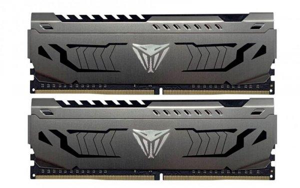 Patriot Pamięć DDR4 Viper Steel 16GB/3 200(2*8GB) Grey CL16