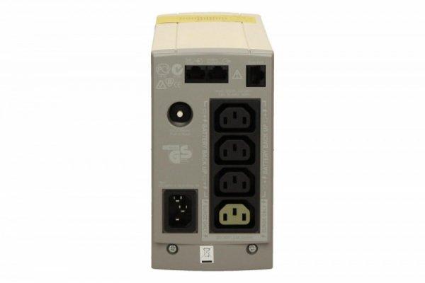 APC BACK-UPS CS 650VA USB/SERIAL 230V  BK650EI