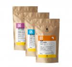 Zestaw konesera - kawy ziarniste 8 grams