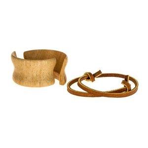 Chemex Wood Collar and Tie 1 - Zapasowy kołnierz do Chemex 3-Cup