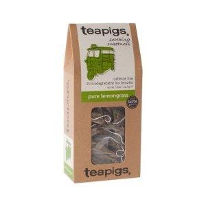 teapigs Pure Lemongrass 15 piramidek