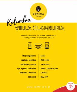 Kolumbia VILLA CLABELINA
