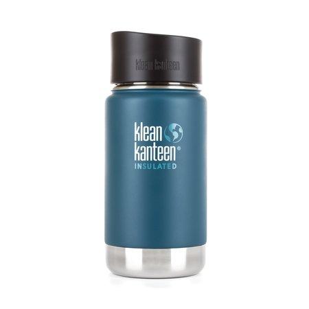 Klean Kanteen Wide Insulated Neptune Blue 355ml - Turkusowy