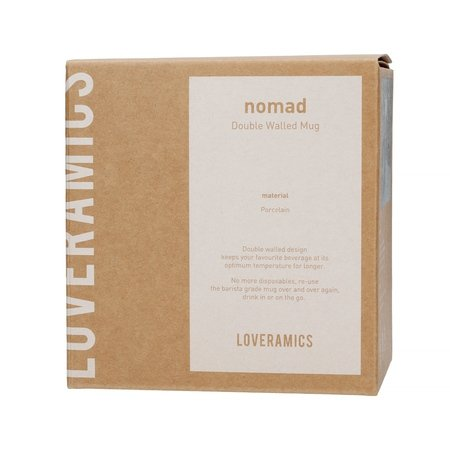 Loveramics Nomad - Kubek 250ml - Clear
