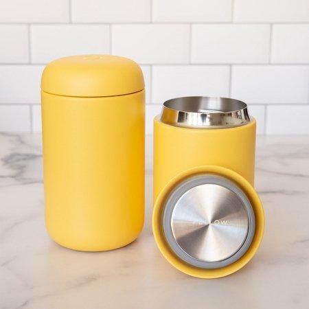 Fellow - Carter Everywhere Mug - Kubek termiczny - Żółty 473 ml