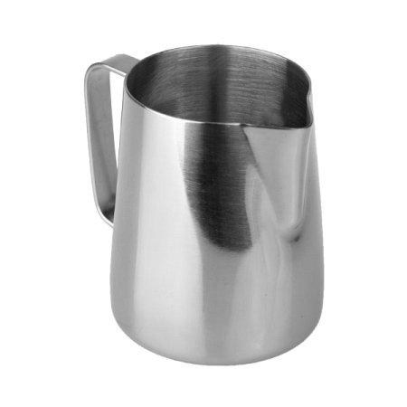 Rhinowares Barista Milk Pitcher Classic - dzbanek srebrny 360 ml