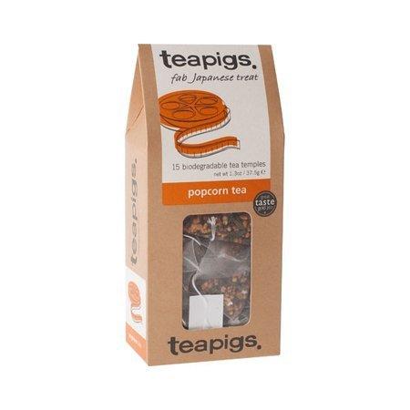 teapigs Popcorn Tea 15 piramidek