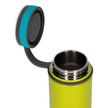 Asobu - Mini Hiker Limonkowy - Butelka termiczna 355 ml