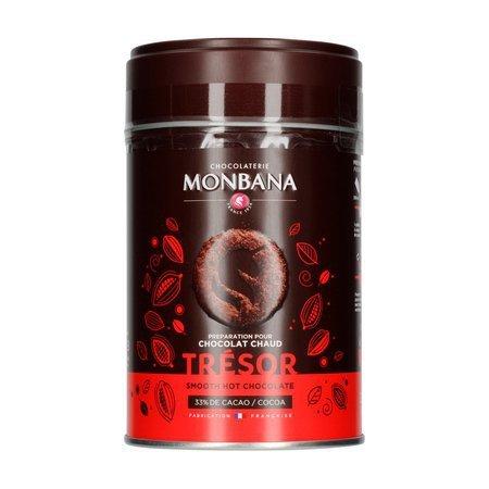 Monbana czekolada w proszku Tresor 250g