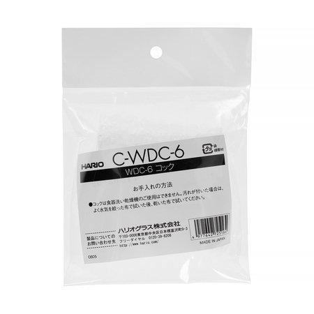Hario - Zapasowy kran do Clear Water Dripper WDC-6