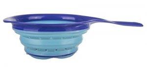 Sitko silikonowe składane CAMRY CR 6712 niebieskie